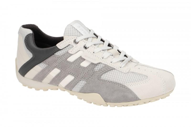 Geox SNAKE Sneakers für Herren in hell-grau