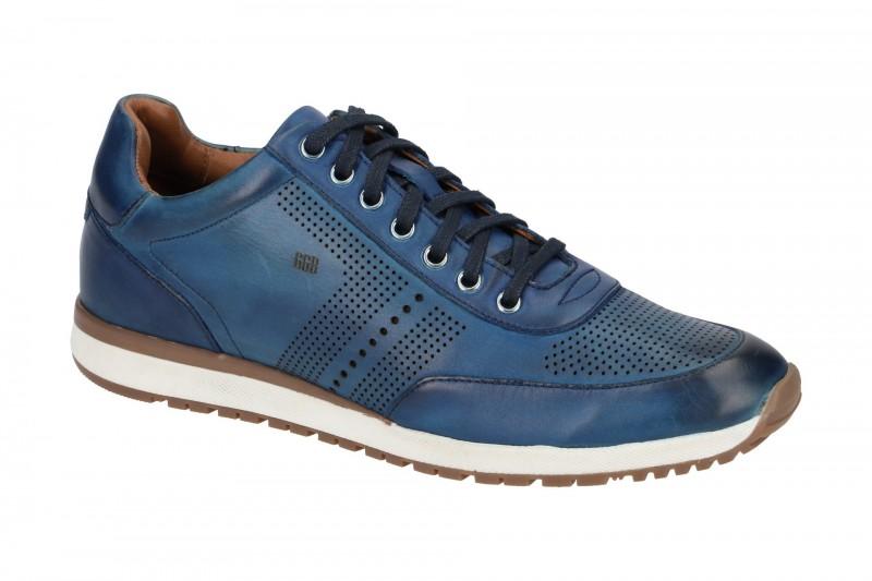 Gordon & Bros. NEW CONTE sportliche Halbschuhe für Herren in blau