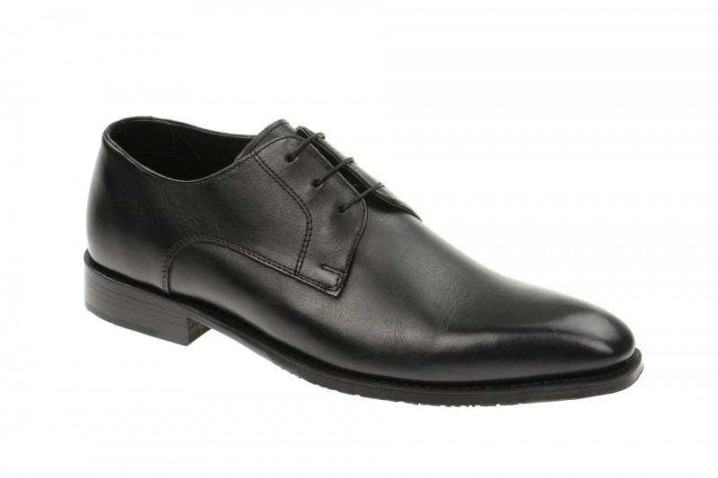 Gordon & Bros. LORENZO Businessschuhe mit Schnürung für Herren in schwarz