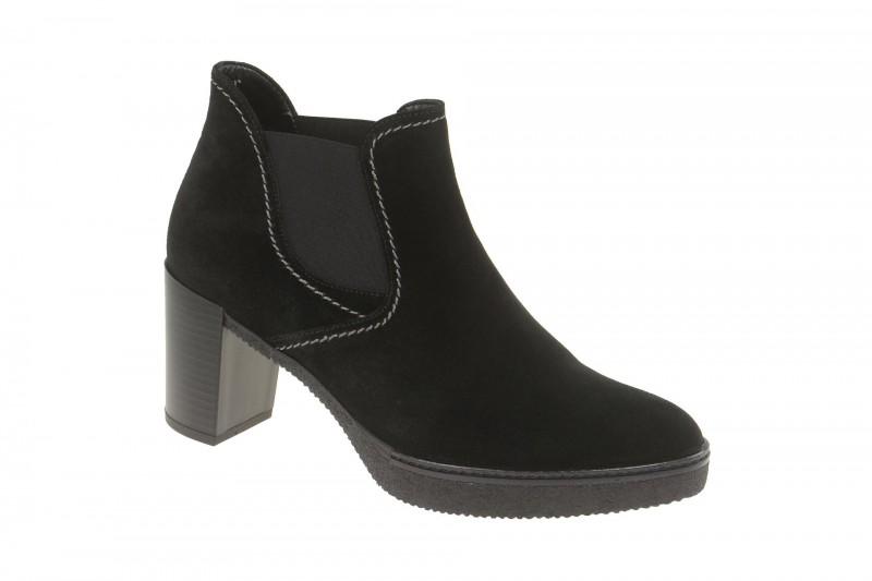 Gabor ANCONA elegante Stiefelette für Damen in schwarz