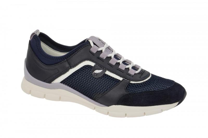 Geox Respira Sukie B Sneakers in dunkelblau Damenschuhe
