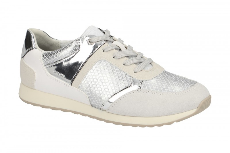 Geox DEYNNA Sneakers für Damen in weiß