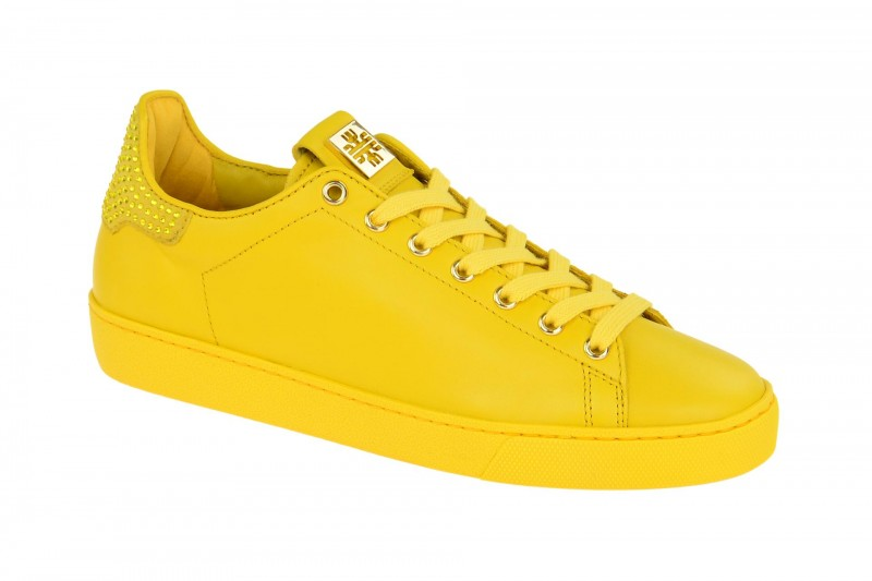 Högl 0350 Sneakers für Damen in gelb
