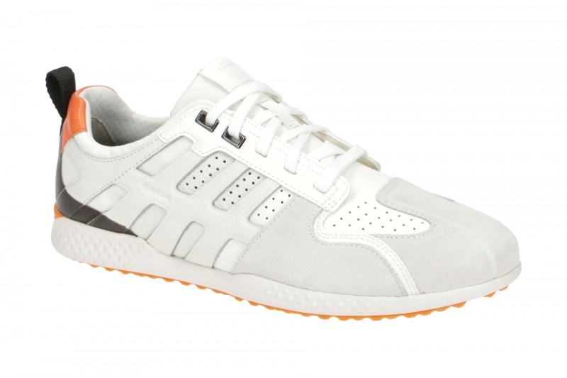 Geox SNAKE 2 Sneakers für Herren in weiß
