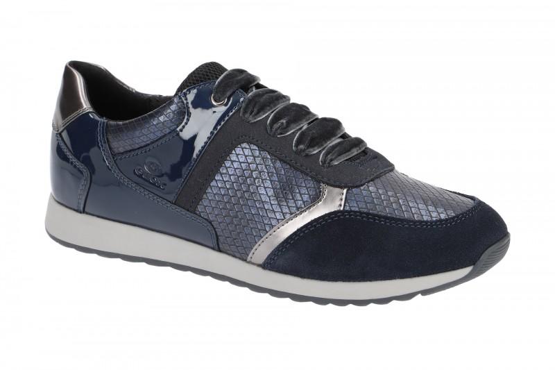 Geox DEYNNA Sneakers für Damen in blau