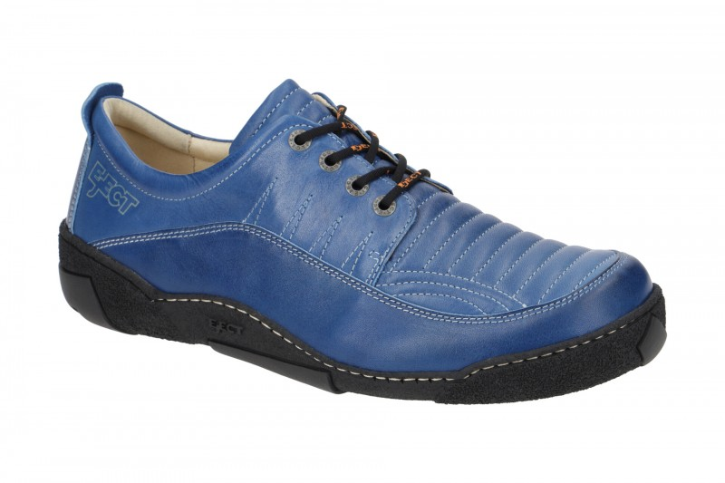 Eject ICE sportliche Halbschuhe für Herren in blau