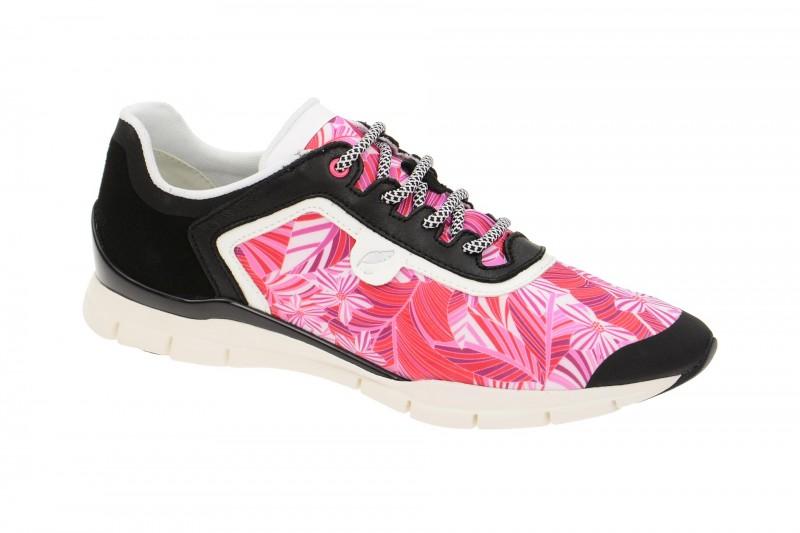 Geox Respira Sukie B Sneakers in pink weiß Damenschuhe