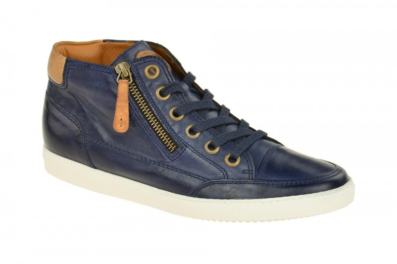 Paul Green 4242 Sneakers für Damen in blau