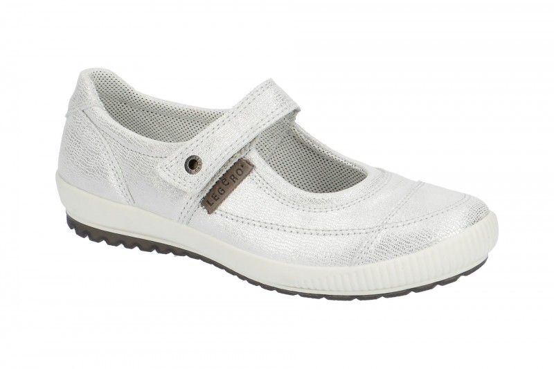 Legero TANARO 4.0 Slipper für Damen in hell-grau